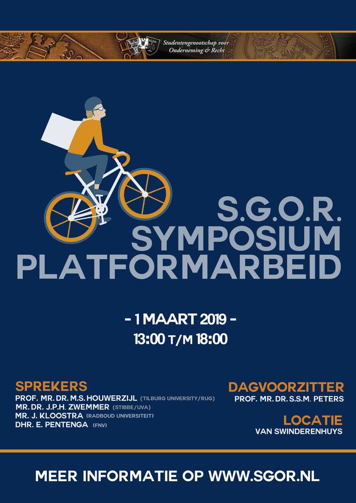 Symposium Platformarbeid