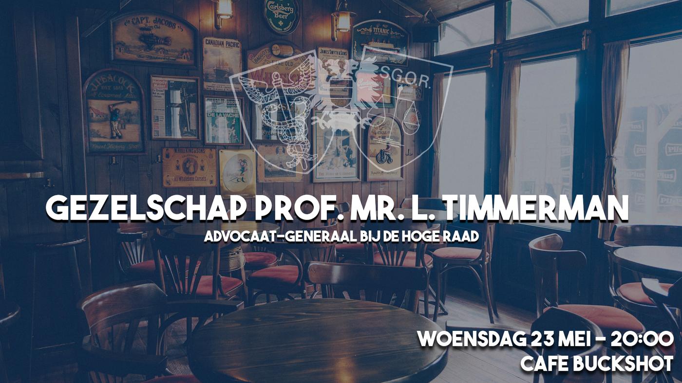 Gezelschap prof. mr. L. Timmerman
