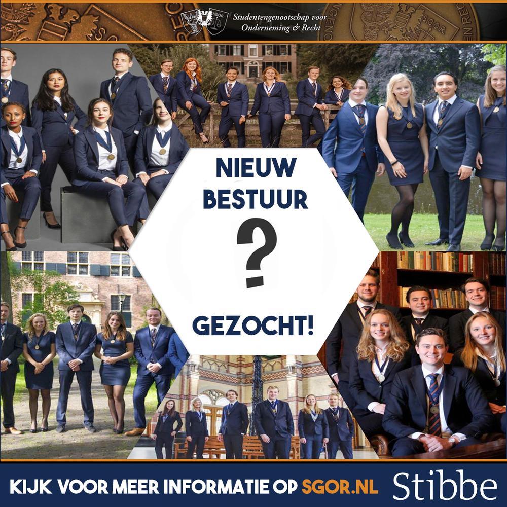 Nieuw S.G.O.R.-bestuur gezocht!