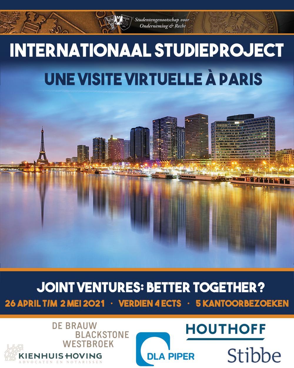 ISP 2021! Joint ventures: Better together?